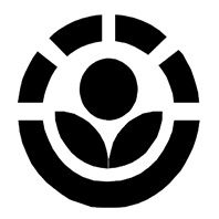 irradiaton symbol