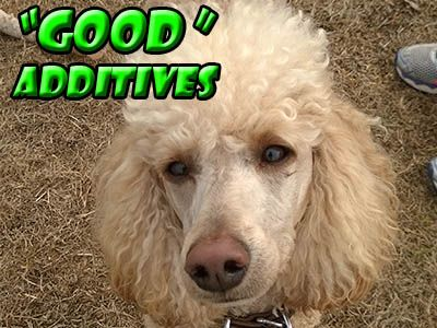 good-additives dog food