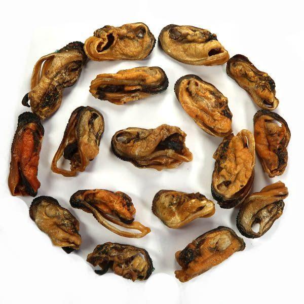 green lipped mussels dog treats