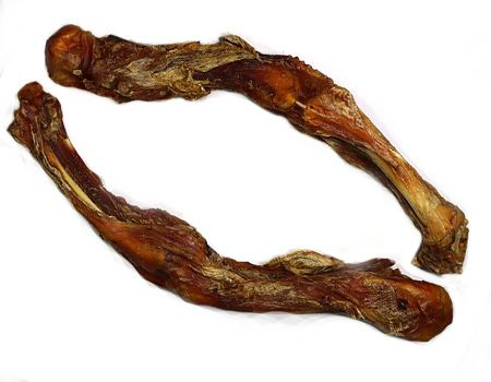 crocodile-hind-leg-bone-dog-treat