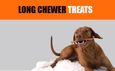 Long lasting chews....