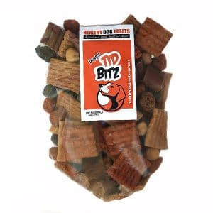 Tidbitz meat ball and Crinkle dog treat special pack !