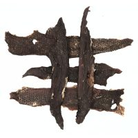 beef jerky prime topside steak dog treat