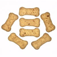Double Cheese and Bacon Biscuit Dog Treat