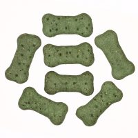 MINT & PARSLEY DOG BISCUITS