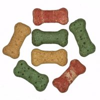 Multi dog treat biscuits Liver and kidney, cheese and mint