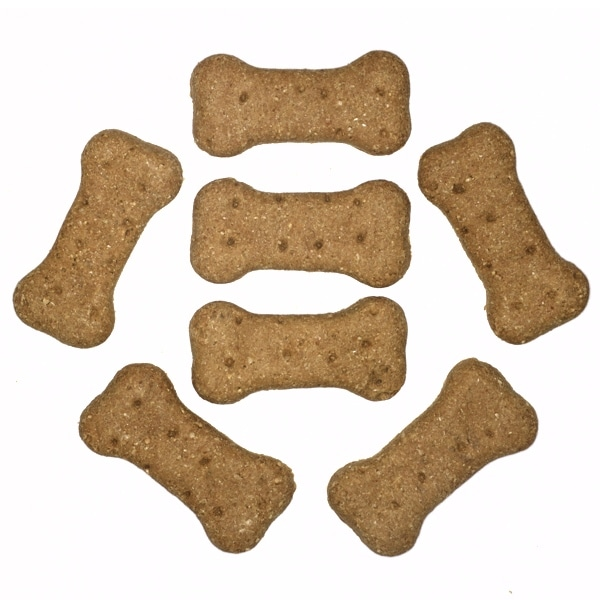 Peanut Butter Biscuit Dog Treat