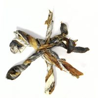 Mackerel Skin Twists Dog Treats Australian