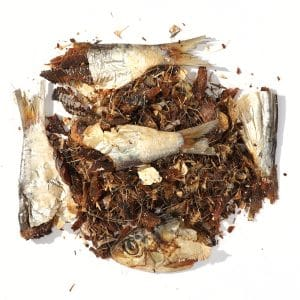 Sardine topper pieces healthy dog treats